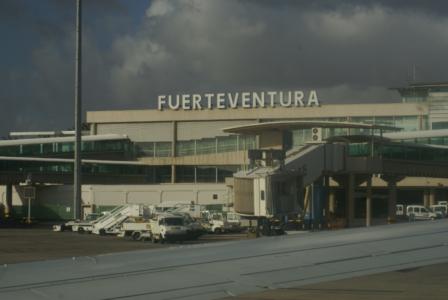 Airports Spanien - Fuerteventura, Kanaren (08274), Foto: ©Carstino Delmonte (2009)