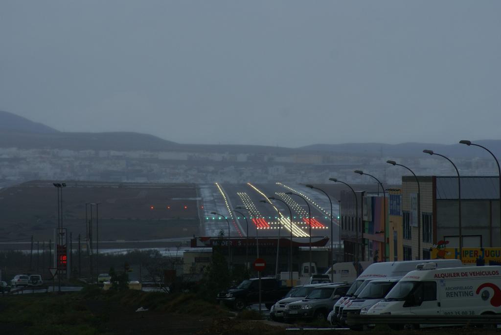 Airports Spanien - Fuerteventura, Kanaren (08162), Foto: ©Carstino Delmonte (2009)