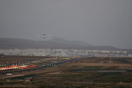Airports Spanien - Fuerteventura, Kanaren (08240), Foto: ©Carstino Delmonte (2009)