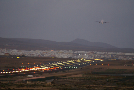 Airports Spanien - Fuerteventura, Kanaren (08268), Foto: ©Carstino Delmonte (2009)
