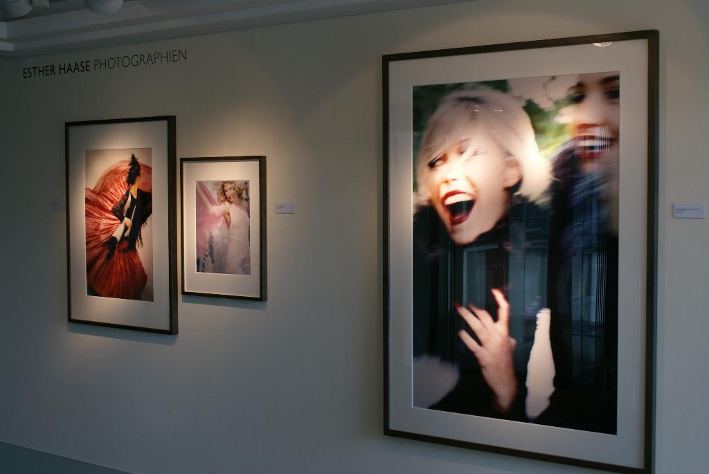 """Düsseldorf, Intercontinental Hotel - Esther Haase Fotoausstellung """"Vertical Gallery"""" (08688) Foto: ©Carstino Delmonte (2009)"""