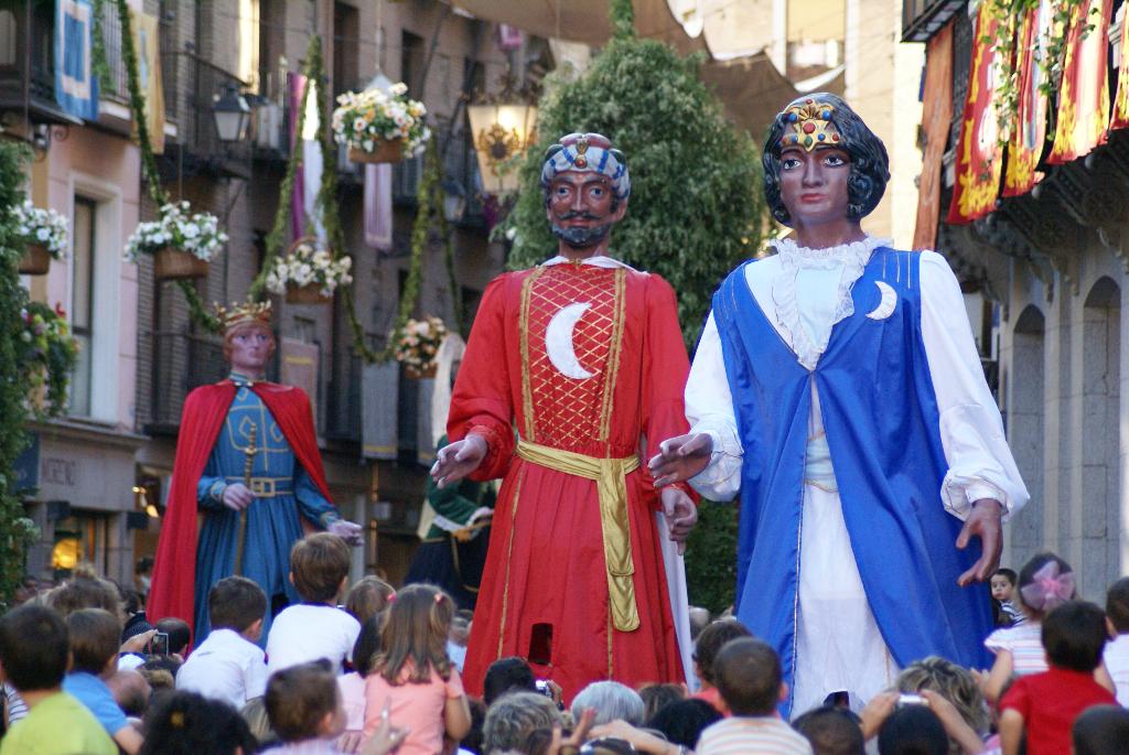 Toledo, Spanien - Fronleichnams-Prozession (03579), Foto: ©Carstino Delmonte (2009)