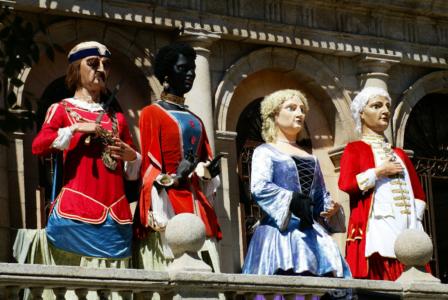 Toledo, Spanien - Fronleichnams-Prozession (03904), Foto: ©Carstino Delmonte (2009)