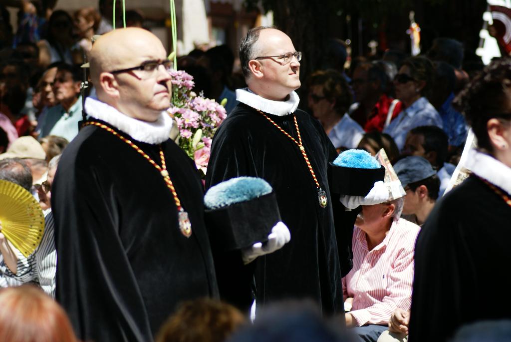 Toledo, Spanien - Fronleichnams-Prozession (03786), Foto: ©Carstino Delmonte (2009)