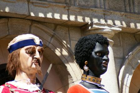 Toledo, Spanien - Fronleichnams-Prozession (03908), Foto: ©Carstino Delmonte (2009)
