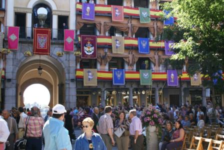 Toledo, Spanien - Fronleichnams-Prozession (03686), Foto: ©Carstino Delmonte (2009)
