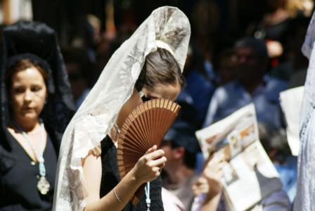 Toledo, Spanien - Fronleichnams-Prozession (03766), Foto: ©Carstino Delmonte (2009)