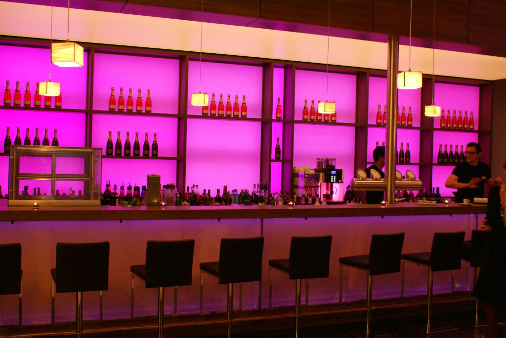Düsseldorf, Melía Hotel - Neueröffnung am Hofgarten, 1. Oktober 2009 (08903) Foto: ©Carstino Delmonte (2009)