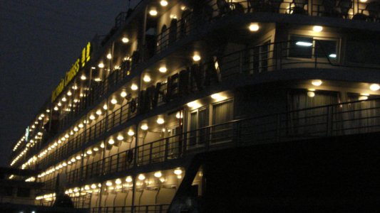 China - Kreuzfahrt mit Victoria Cruises auf dem Yang Tse-Fluss (08808) Foto: ©Carstino Delmonte (2009)