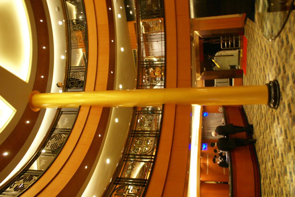 China - Kreuzfahrt mit Victoria Cruises auf dem Yang Tse-Fluss (09765) Foto: ©Carstino Delmonte (2009)