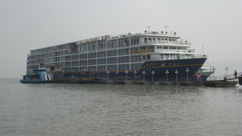 Kreuzfahrt mit Victoria Cruises auf dem Yang Tse-Fluss