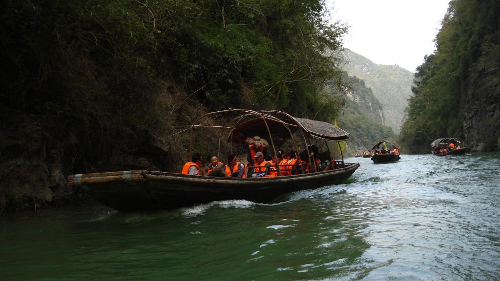 China - Kreuzfahrt mit Victoria Cruises auf dem Yang Tse-Fluss (00033) Foto: ©Carstino Delmonte (2009)