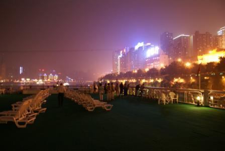 China - Kreuzfahrt mit Victoria Cruises auf dem Yang Tse-Fluss (00430) Foto: ©Carstino Delmonte (2009)