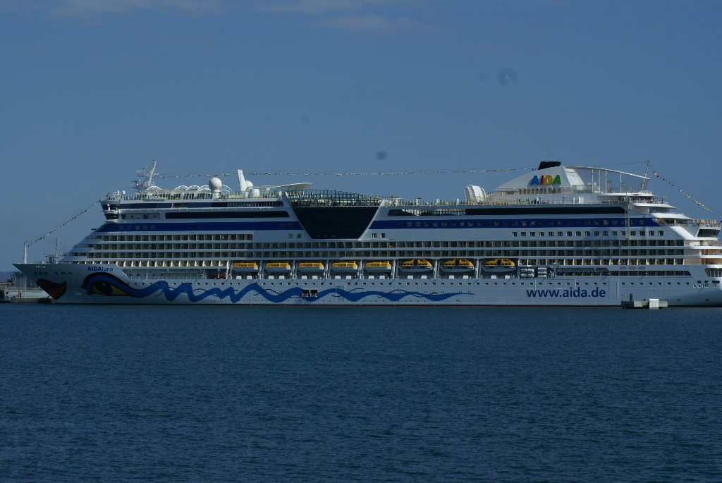 AIDA Cruises – Impressionen