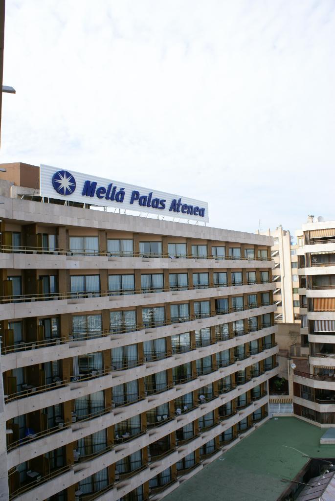 Palma de Mallorca, Spanien – Spa im Hotel Melia Palas Atenea in Palma