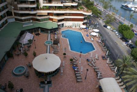 Palma de Mallorca - Yhi Spa im Hotel Melia Palas Atenea (8934), Foto: ©Carstino Delmonte (2009)