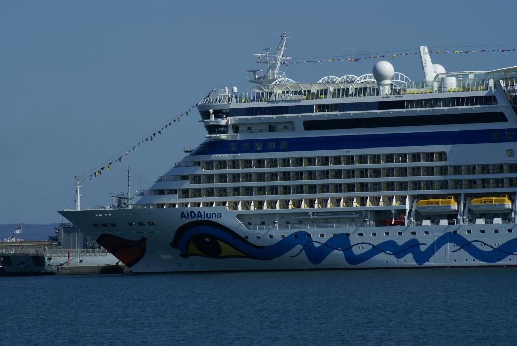 AIDA Cruises - Impressionen