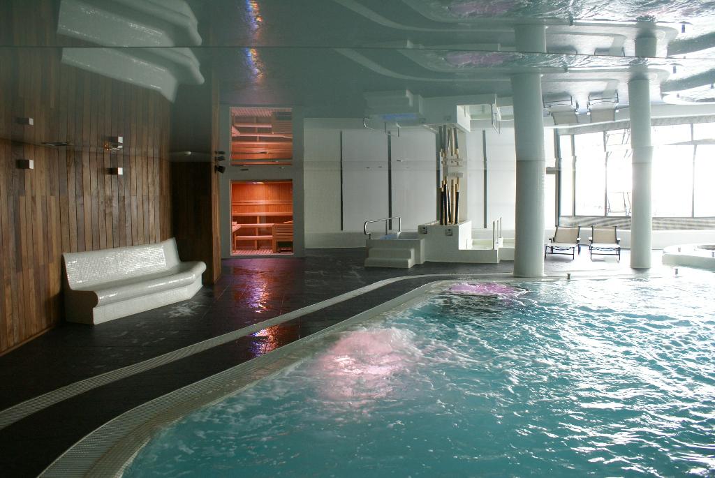Palma de Mallorca - Yhi Spa im Hotel Melia Palas Atenea (8958), Foto: ©Carstino Delmonte (2009)