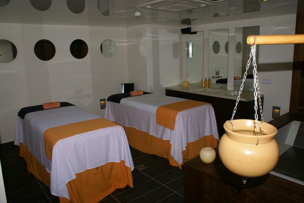 Palma de Mallorca, Spanien - Spa im Hotel Melia Palas Atenea in Palma