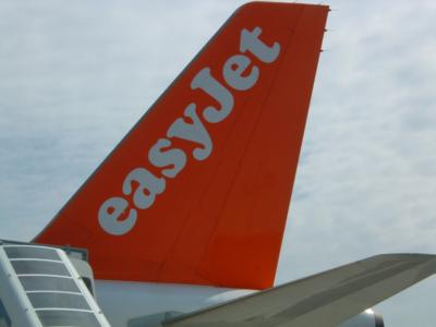 Airlines - Easy Jet, britische No Frills Airline in Europa (0313), Foto: ©Carstino Delmonte (2009)