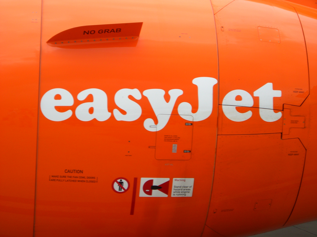 Airlines – Easy Jet, Britische No Frills Airline in Europa