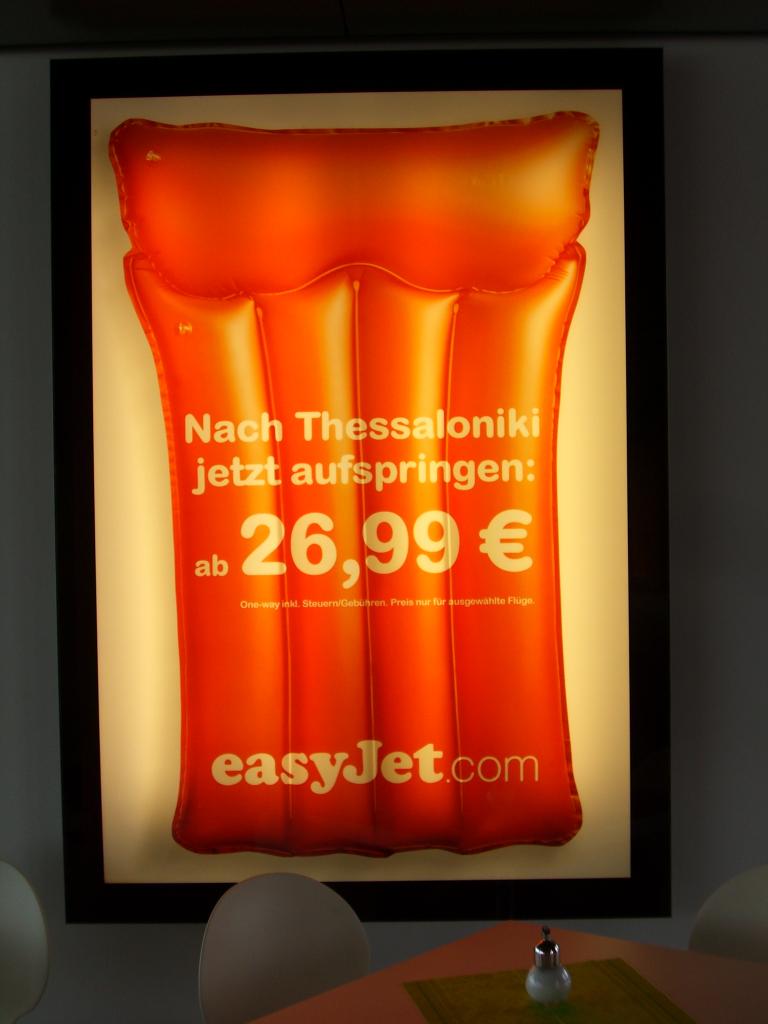 Airlines - Easy Jet, britische No Frills Airline in Europa (0211), Foto: ©Carstino Delmonte (2009)