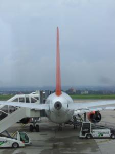 Airlines - Easy Jet, britische No Frills Airline in Europa (0199), Foto: ©Carstino Delmonte (2009)