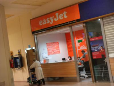 Airlines - Easy Jet, britische No Frills Airline in Europa (01926), Foto: ©Carstino Delmonte (2009)
