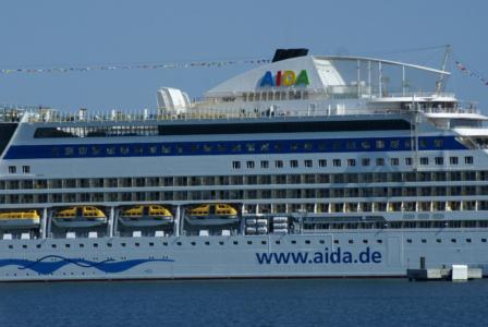 AIDA Luna in Palma de Mallorca (00440), Foto: ©Carstino Delmonte (2009)