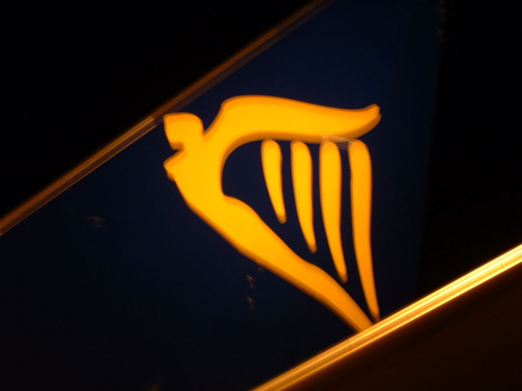 Airlines - Ryan Air, Irische No Frills Airline in Europa (0021), Foto: ©Carstino Delmonte (2009)
