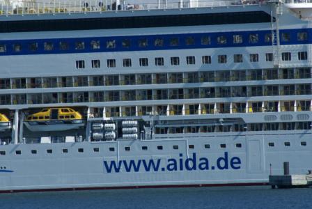 AIDA Luna in Palma de Mallorca (00450), Foto: ©Carstino Delmonte (2009)