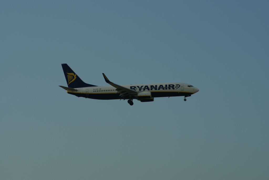 Airlines - Ryan Air, Irische No Frills Airline in Europa (09157), Foto: ©Carstino Delmonte (2009)