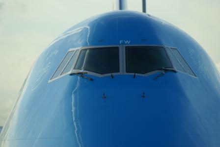 Airlines - KLM Älteste Airline in Europa (09440), Foto: ©Carstino Delmonte (2009)