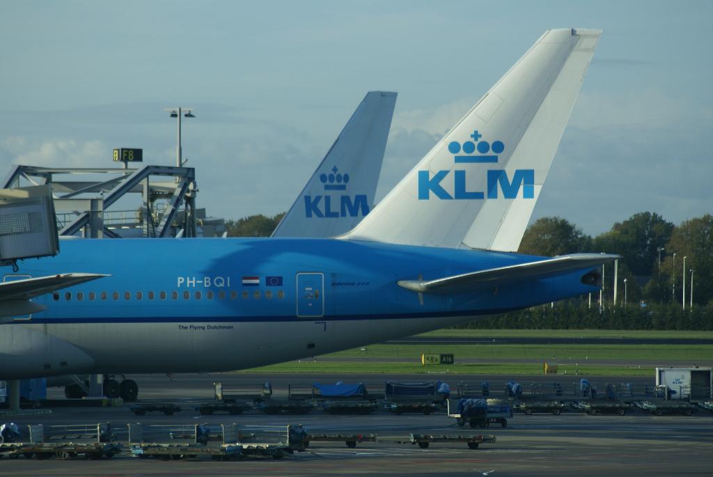 Airlines - KLM Älteste Airline in Europa (09434), Foto: ©Carstino Delmonte (2009)