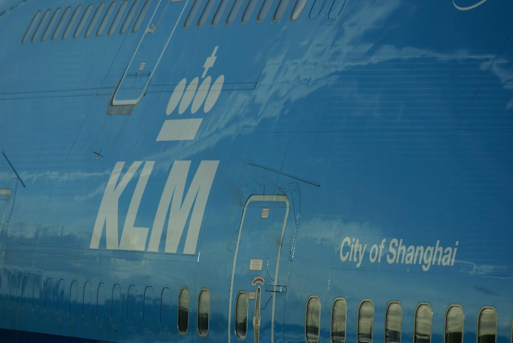 Airlines - KLM Älteste Airline in Europa (09449), Foto: ©Carstino Delmonte (2009)