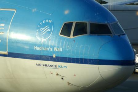 Airlines - KLM Älteste Airline in Europa (09459), Foto: ©Carstino Delmonte (2009)