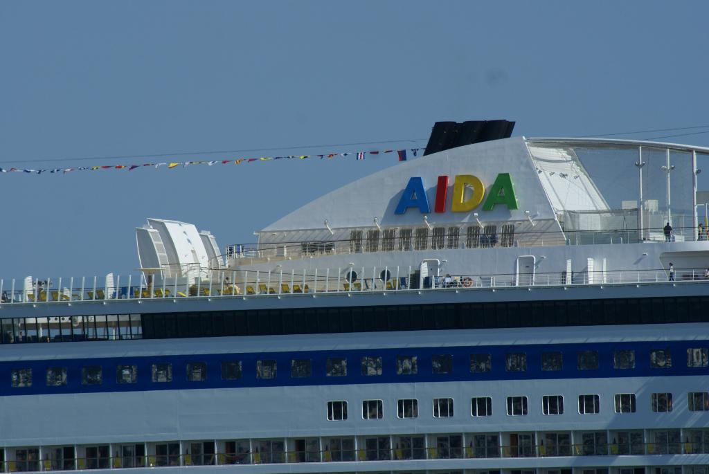 AIDA Luna in Palma de Mallorca (00452), Foto: ©Carstino Delmonte (2009)