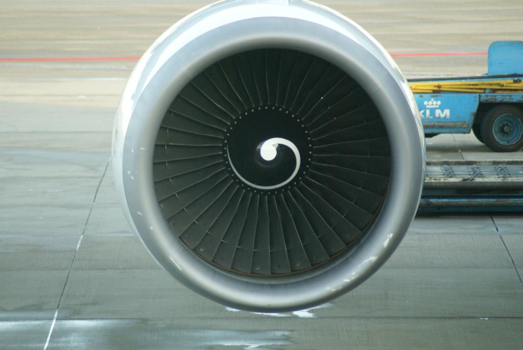 Airlines - KLM Älteste Airline in Europa (09486), Foto: ©Carstino Delmonte (2009)