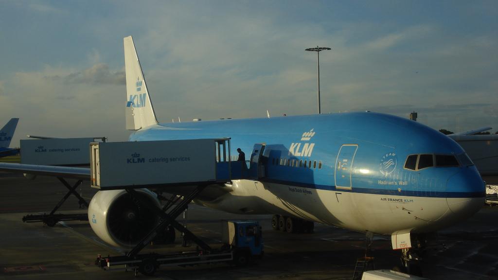 Airlines - KLM Älteste Airline in Europa (0055), Foto: ©Carstino Delmonte (2009)