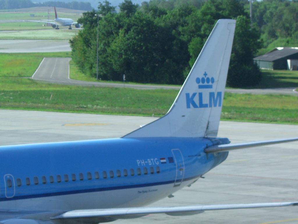 Airlines - KLM Älteste Airline in Europa (8280), Foto: ©Carstino Delmonte (2009)