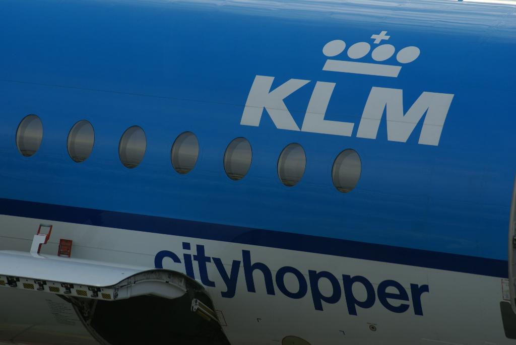 Airlines - KLM Älteste Airline in Europa (03534), Foto: ©Carstino Delmonte (2009)