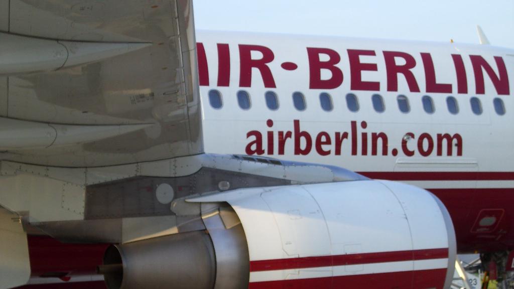 Airlines - Air Berlin - deutsche No Frills Airline mit europäischen und intercontinentalen Zielen (06311), Foto: ©Carstino Delmonte (2007)