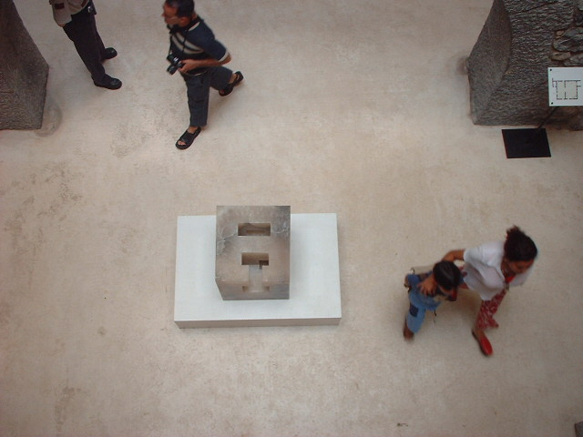 San Sebastian - Museo Chillida-Leku in Hernani-Guipuzkoa, Nordspanien (0329) Foto: ©Carstino Delmonte (2002)
