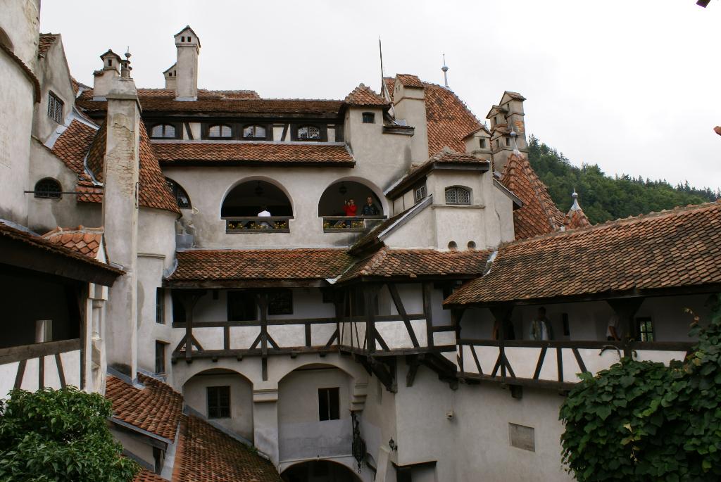 Transsilvanien - Walachei, Törzburg bei Brasov (Schloss Dracula ?), Rumänien (03128) , Foto: ©Carstino Delmonte (2008)