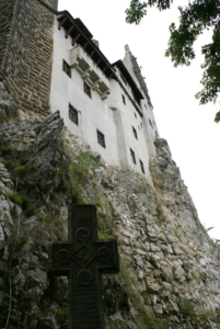 Transsilvanien - Walachei, Törzburg bei Brasov (Schloss Dracula ?), Rumänien (03130) , Foto: ©Carstino Delmonte (2008)