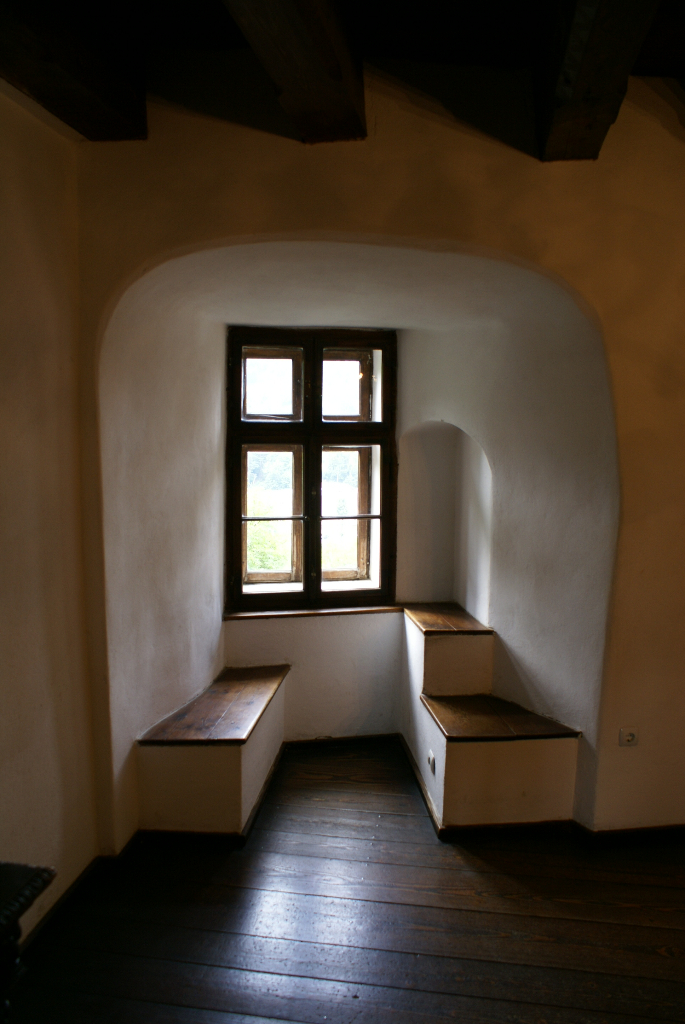 Transsilvanien - Walachei, Törzburg bei Brasov (Schloss Dracula ?), Rumänien (03117) , Foto: ©Carstino Delmonte (2008)