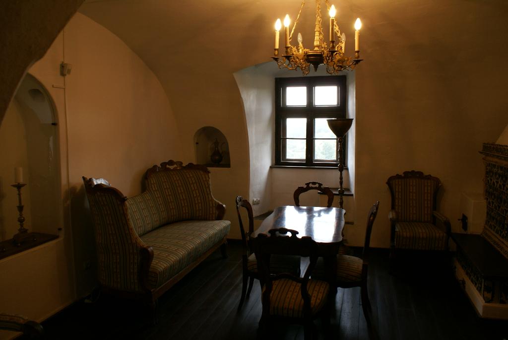 Transsilvanien - Walachei, Törzburg bei Brasov (Schloss Dracula ?), Rumänien (03106) , Foto: ©Carstino Delmonte (2008)