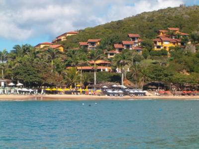 Buzios - Brasilien, Luxuriöser Badeort Provinz Rio de Janeiro, Foto:©Carstino Delmonte (2006)
