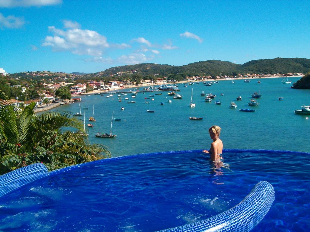 Buzios - Brasilien, Luxuriöser Badeort Provinz Rio de Janeiro (2902) , Foto:©Carstino Delmonte (2006)