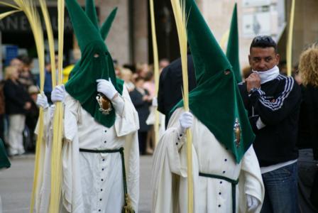 Semana Santa-Prozession Palma de Mallorca (00594), Foto: ©Carstino Delmonte